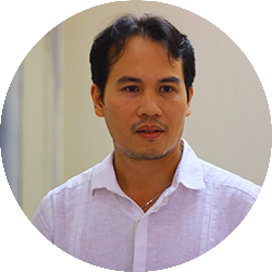 Thanh Nguyen – Project Manager