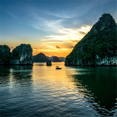 Ha Long Cruise 1 Day