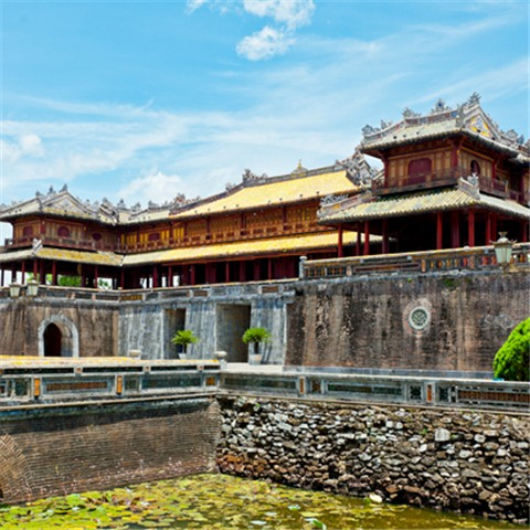 See Hue's Heritage By Boat & Bike To Rual Villages 1 Day