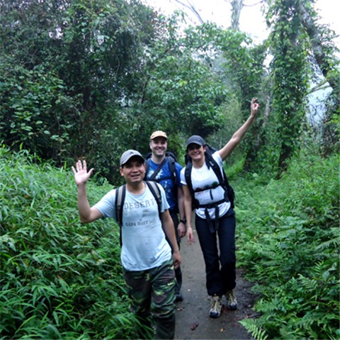 Cuc Phuong Tough Trek & Trang An 2 Days