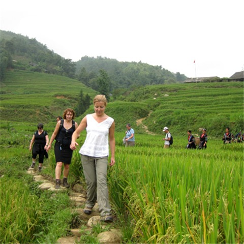 Sapa Medium Trek 3 Days