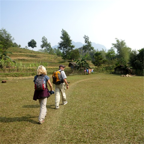 Mai Chau & Pu Luong Hidden Trails 3 Days
