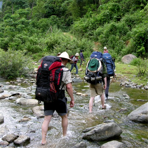 Mai Chau & Pu Luong Super Trek 8 Days