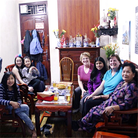 Hanoi Home Hosted Dinner Half Day