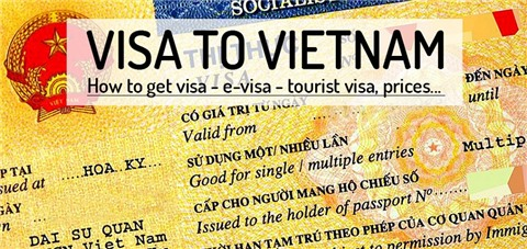 Vietnam offers e-Visas to travelers from 80 countries