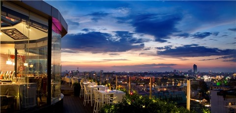 Best Rooftop Bar in Hanoi