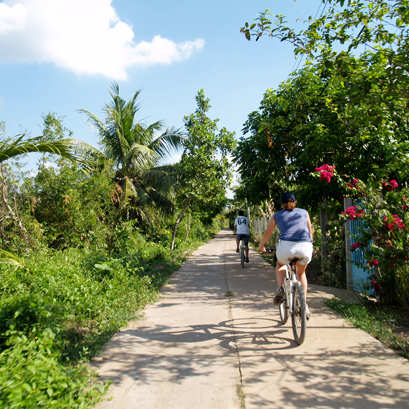 CYCLING MEKONG 4 DAYS