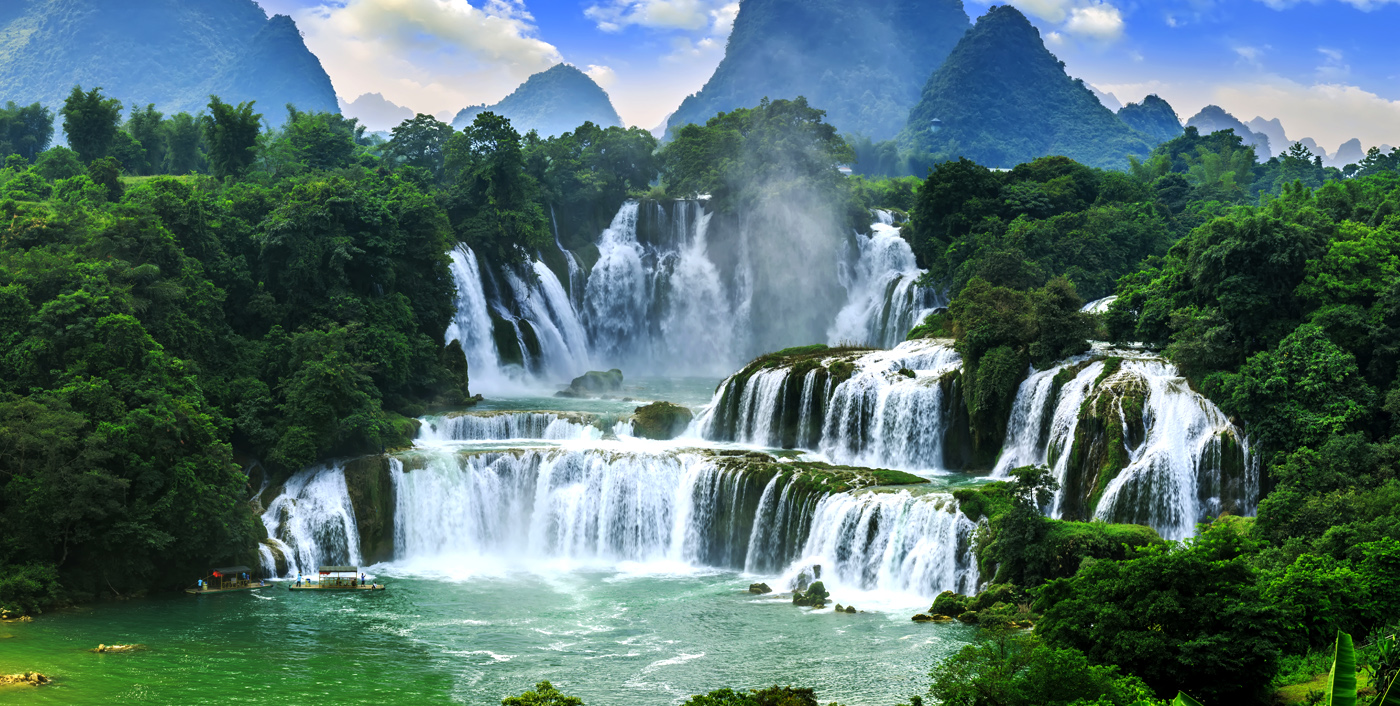 Ban Gioc Waterfall-Cao Bang