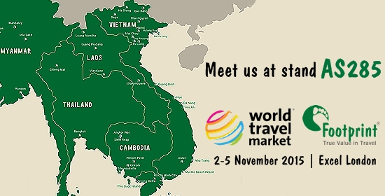 wtm-invitation. Meet us at the World Travel Market London.